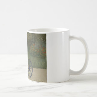 Claude Monet - Jean Monet on his Hobby Horse Coffee Mug