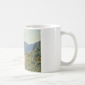 Claude Monet - La Corniche near Monaco Coffee Mug