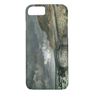 Claude Monet - La Pointe de la Hève at Low Tide iPhone 7 Case