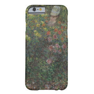 Claude Monet - Ladies in Flowers Barely There iPhone 6 Case