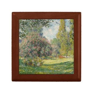 Claude Monet - Landscape: The Parc Monceau Gift Box