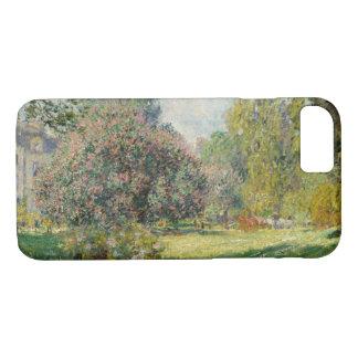 Claude Monet - Landscape: The Parc Monceau iPhone 8/7 Case