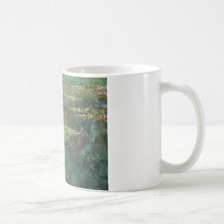 Claude Monet - Le Bassin des Nympheas Coffee Mug