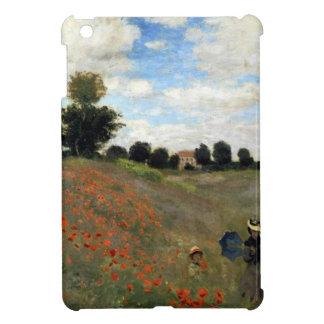 Claude Monet - Les Coquelicots iPad Mini Cover