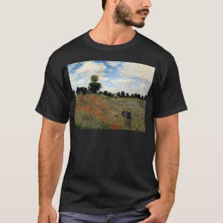 Claude Monet - Les Coquelicots T-Shirt