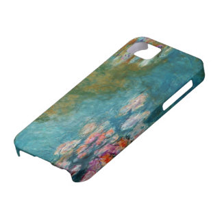 Claude Monet, Lily Pond at Giverny iPhone 5 Cover