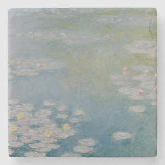 Claude Monet | Nympheas at Giverny, 1908 Stone Coaster