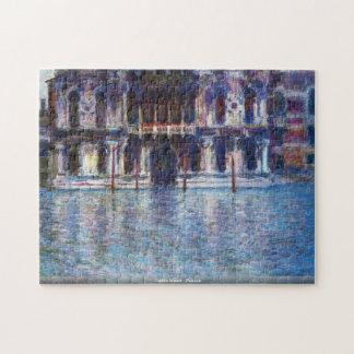 Claude Monet - Palazzo puzzle