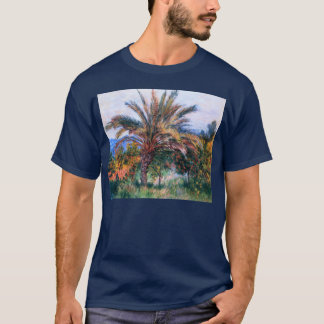 Claude Monet: Palm Tree at Bordighera T-Shirt
