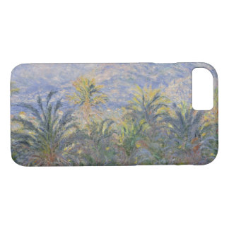Claude Monet - Palm Trees at Bordighera iPhone 8/7 Case