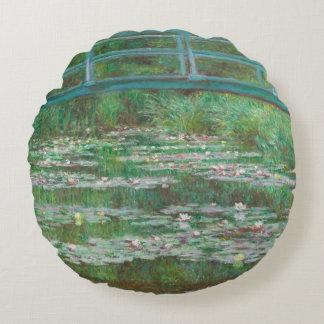 Claude Monet Pillow