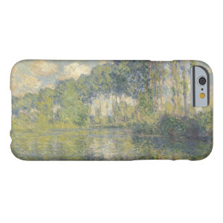 Claude Monet - Poplars on the Epte Barely There iPhone 6 Case