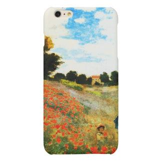 Claude Monet-Poppies at Argenteuil