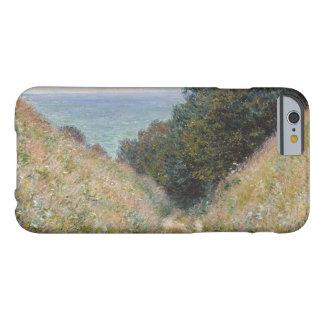 Claude Monet - Road at La Cavée, Pourville Barely There iPhone 6 Case