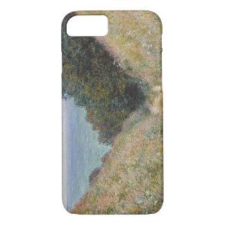 Claude Monet - Road at La Cavée, Pourville iPhone 7 Case