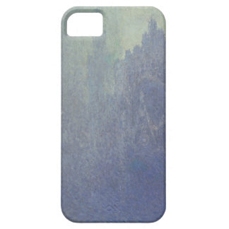 Claude Monet | Rouen Cathedral, Foggy Weather iPhone 5 Cases