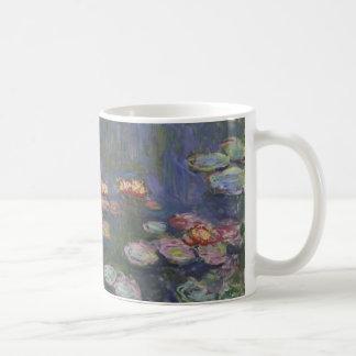 Claude Monet's Water Lilies Coffee Mug