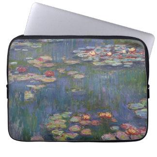 Claude Monet's Water Lilies Laptop Sleeve