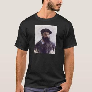 Claude Monet - Self-portrait in Beret 1886 T-Shirt
