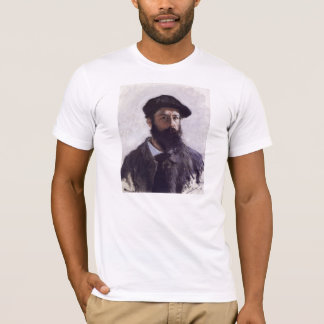 Claude Monet - Self-portrait in Beret T-Shirt