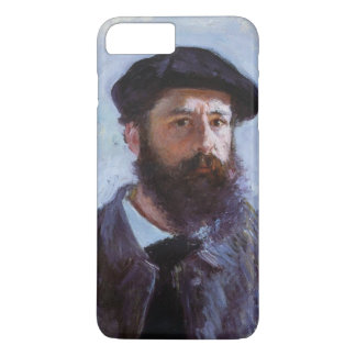 Claude Monet Self-Portrait iPhone 8 Plus/7 Plus Case