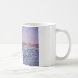 Claude Monet - Shadows on the Sea Coffee Mug