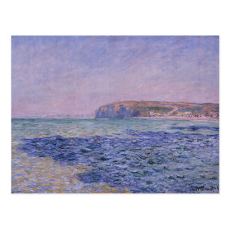 Claude Monet - Shadows on the Sea Postcard