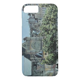 Claude Monet - St. Germain l'Auxerrois iPhone 7 Case