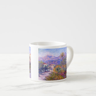 Claude Monet: Strada Romada in Bordighera Espresso Cup