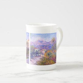 Claude Monet: Strada Romada in Bordighera Tea Cup