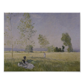 Claude Monet - Summer Poster