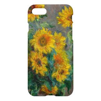 Claude Monet Sunflowers Vintage Floral iPhone 8/7 Case