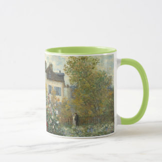 Claude Monet | The Artist's Garden in Argenteuil Mug