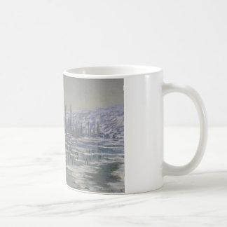 Claude Monet - The Break-up of the Ice Coffee Mug