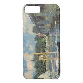 Claude Monet | The Bridge at Argenteuil iPhone 7 Case