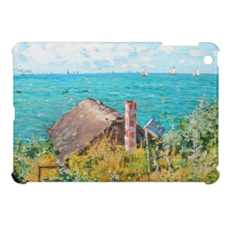 Claude Monet The Cabin At Saint-Adresse Fine Art Cover For The iPad Mini