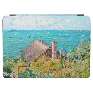 Claude Monet The Cabin At Saint-Adresse Fine Art iPad Air Cover
