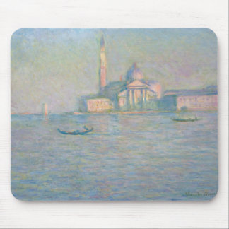 Claude Monet - The Church of San Giorgio Maggiore, Mouse Pad