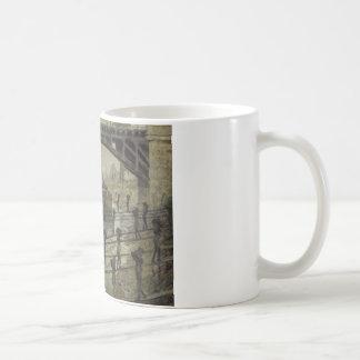 Claude Monet - The Coalmen Coffee Mug