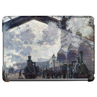 CLAUDE MONET - The Gare St-Lazare 1877