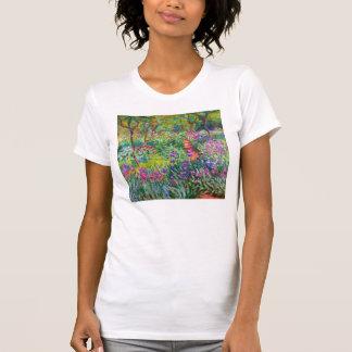 Claude Monet: The Iris Garden at Giverny T-Shirt