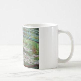 Claude Monet - The Japanese Footbridge Coffee Mug