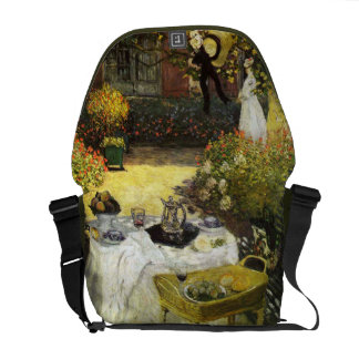 Claude Monet: The Lunch Commuter Bags
