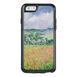 Claude Monet   The Poppy Field near Giverny, 1885 OtterBox iPhone 6/6s Case