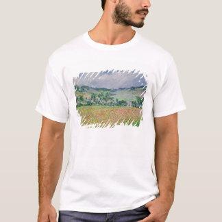 Claude Monet | The Poppy Field near Giverny, 1885 T-Shirt