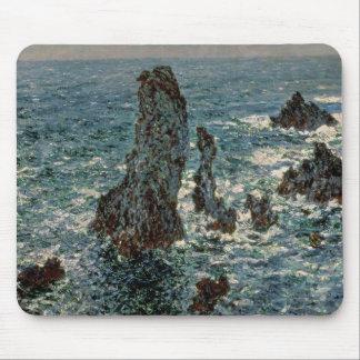 Claude Monet | The Rocks at Belle-Ile, 1886 Mouse Pad