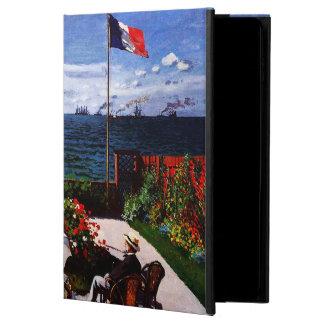 Claude Monet-The Terrace at Sainte-Adresse