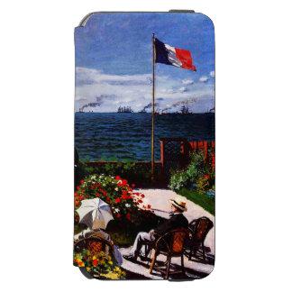Claude Monet-The Terrace at Sainte-Adresse Incipio Watson™ iPhone 6 Wallet Case
