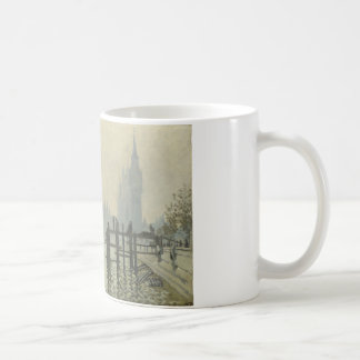 Claude Monet - The Thames at Westminster Coffee Mug