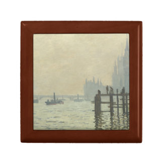 Claude Monet - The Thames at Westminster Gift Box